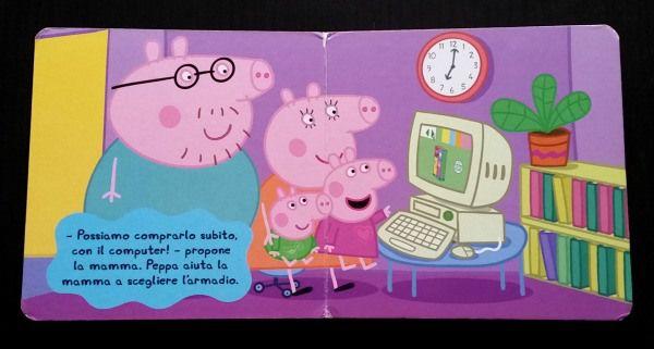 Libri di letteratura per l'infanzia e libri commerciali. Differenze. Il piccolo Bruco Maisazio vs Peppa Pig - 02