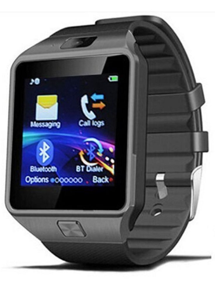 TurnWin DZ09 Bluetooth Smart Watch SmartWatch with Camera for Iphone and Android Smartphones(Black). Function: Passometer, Sleep Tracker, Message Reminder, Call Reminder, Answer Call, Dial Call, Remote Control, Push Message. Compatibility: All Android and iOS Mobile Phone & Android Tablet PC. Android Mobile Phone: Samsung, HTC, Sony, LG, HUAWEI, ZTE, OPPO, XIAOMI, and so on. iOS Mobile Phone: iPhone 6, iPhone 6 plus, iPhone 5, iPhone 5s , iPhone 4, iPhone 4s (This APP can' t be installed…