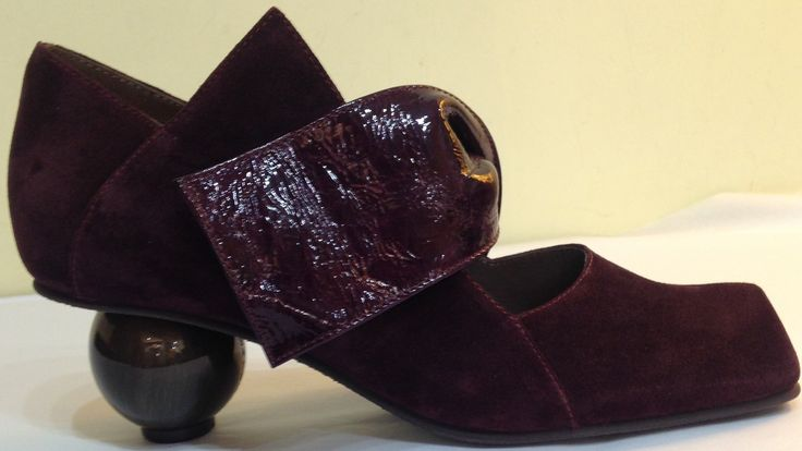 Lisa Tucci shoes.  All leather inside and out.  Non slip soles.  Fabulous heels. The best of Italian fashion and style.