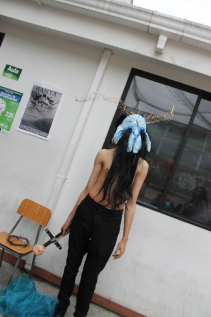 Evento de Modas En la Universidad