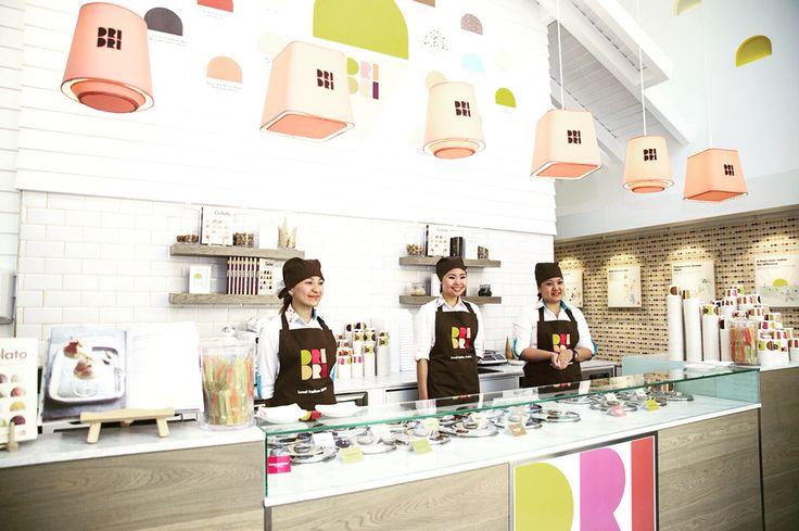 Dridri Dubai #design #arquitecture #icecream #dridrigelato