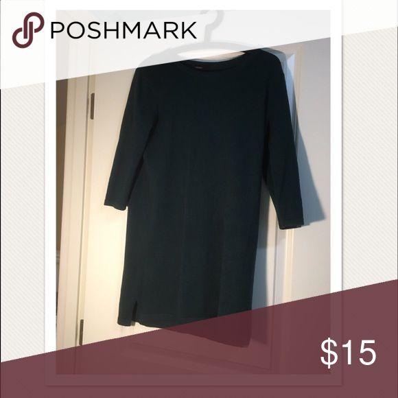 Dark green sweater dress Forever 21 Forever 21 Dresses