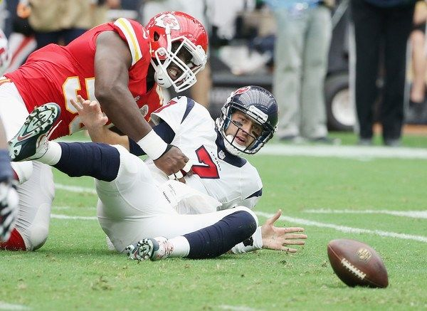 Chiefs at Texans, NFL Wild Card Round, Football Betting Odds, Free Picks and Predictions, January 9th 2016