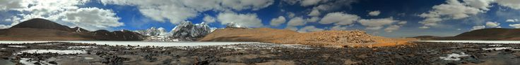 Gurudongmar Panorama by Vishwa Kiran on 500px