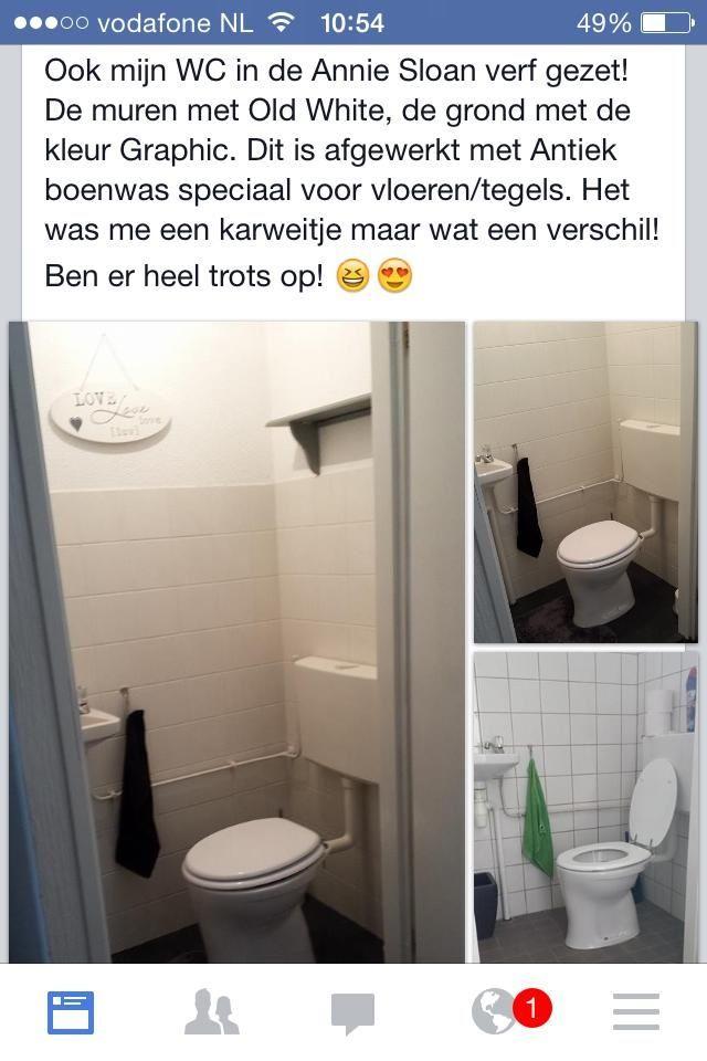 wc aanpakken