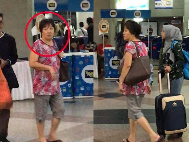Aksi Wanita Menipu Orang Ramai Dengan Meminta Wang Di KL Sentral Dirakam Dikongsi Di Media Sosial http://ift.tt/2suLG9S