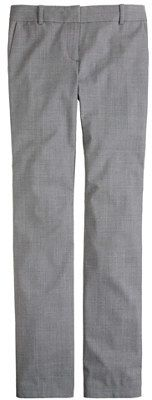 Tall 1035 trouser in Italian stretch wool