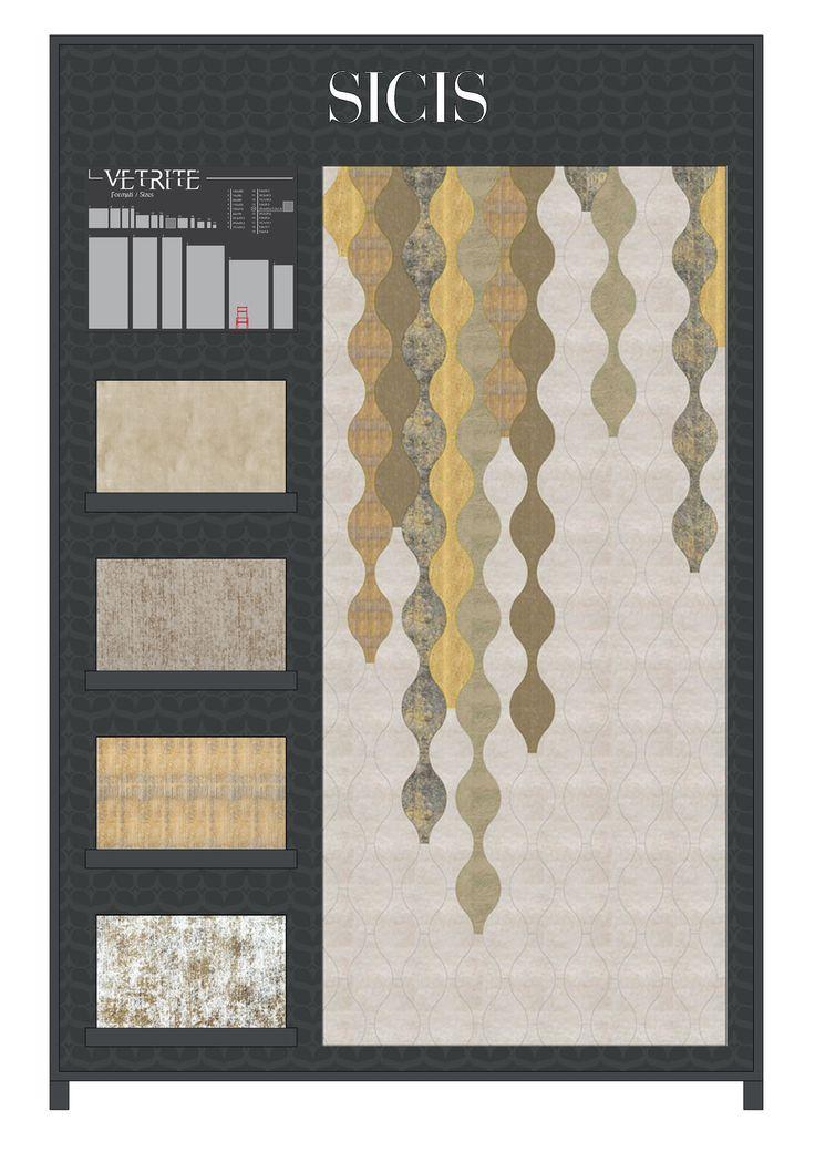 Vetrite -  #Sicis #Mosaic  #Merchandise #architecture #InteriorDesign