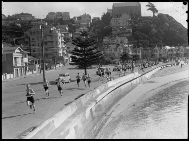 oriental parade 1950s