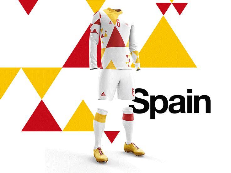 Euro 2016—Design Inspiration — Muzli -Design Inspiration