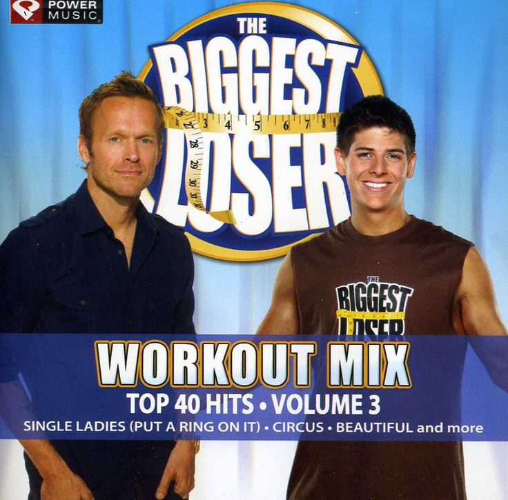 Various - The Biggest Loser Workout Mix: Top 40 Hits: Vol. 2