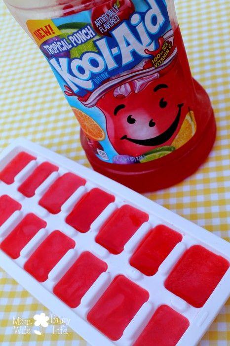 DIY Fruit Juice Cubes: 5 Ways to Sweeten Your Summer with Fruit Juice #cbias #shop