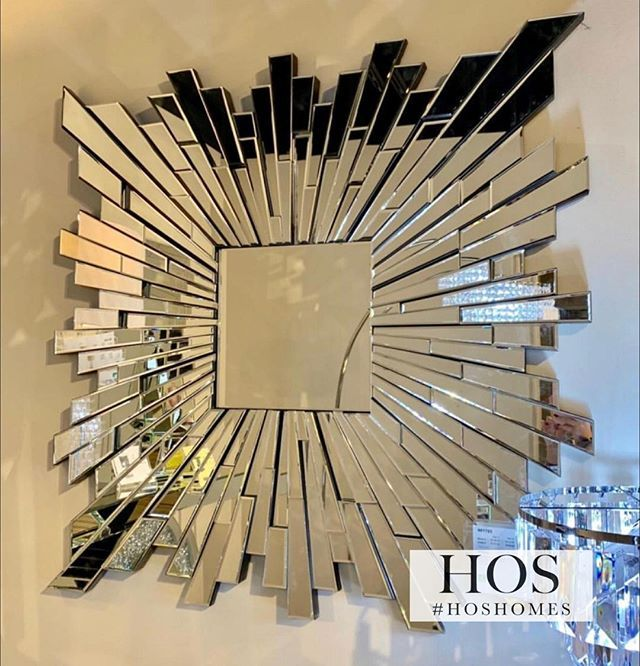 New In The Sunburst Square Wall Mirror Only 179 99 Dimensions Height 100cm Width 100cm 0 Interest Fr First Apartment Decorating Decor Home Accessories
