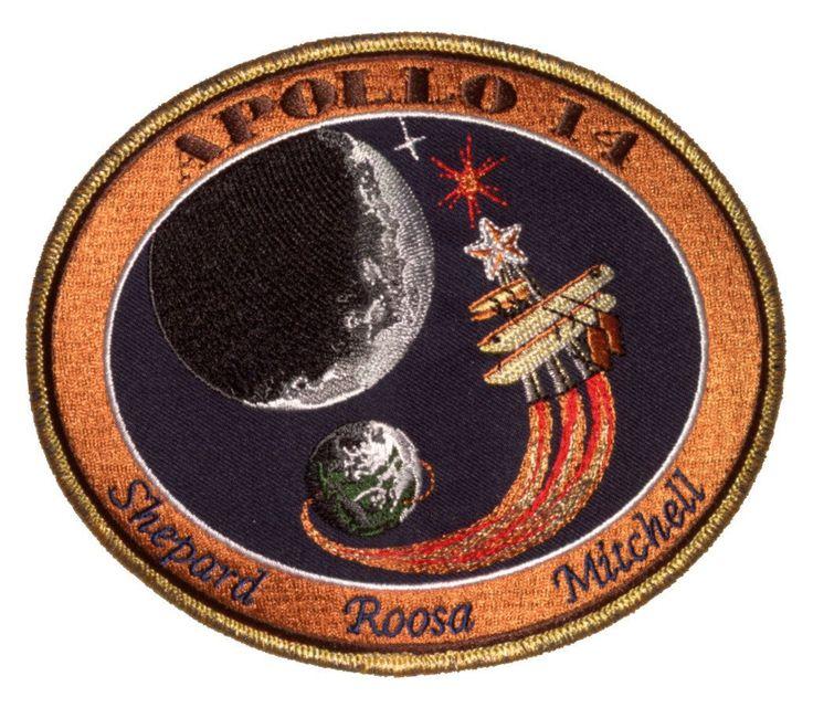 apollo mission patches - 736×641