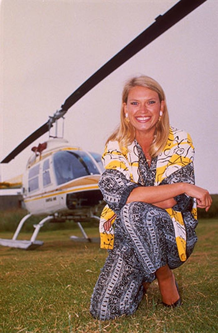 1980s TV: Treasure Hunt on every Thursday evening, with Anneka Rice.