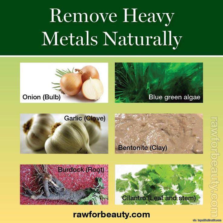 Foods That Naturally Detoxify The Body