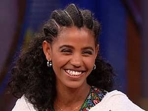 Ethiopian hairstyle