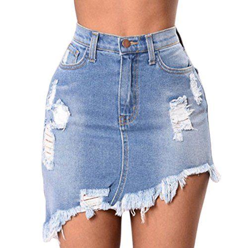 be75beb19 Inlefen Sra. Temporada de Verano Apretado Cintura Alta Pantalones ...