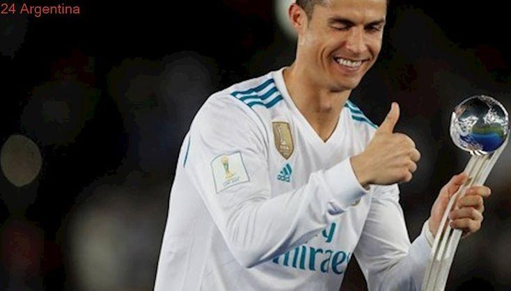 Cristiano Ronaldo, todavía lejos de Lionel Messi en la cuenta global de títulos