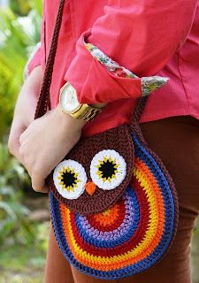Recipes Crochet: Owls crochet