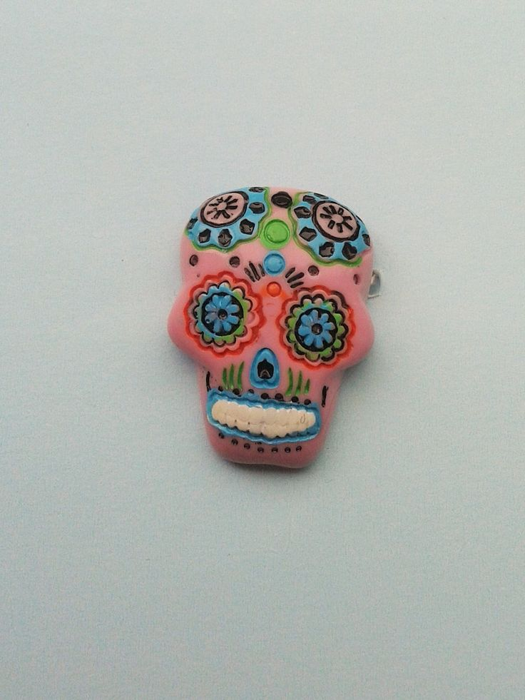 Sugar Skull Ring,Rockabilly Jewelry, Day Of The Dead Ring,Tattoo Jewelry,Novelty Ring,Dia DeLos Muertos, Mexican Accessories, Kitsch Ring by RosieMays on Etsy