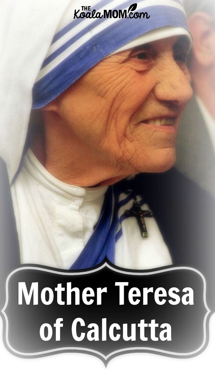 an analysis of mother teresas life A response to mother teresa's  the day someone will lead a similar life to mother teresa's and still criticize  expert analysis and commentary to make sense of.