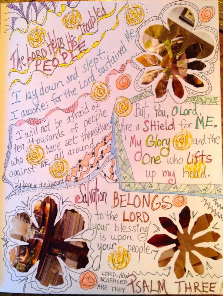 Vintage Grace: Praying the Psalms- Psalm Three