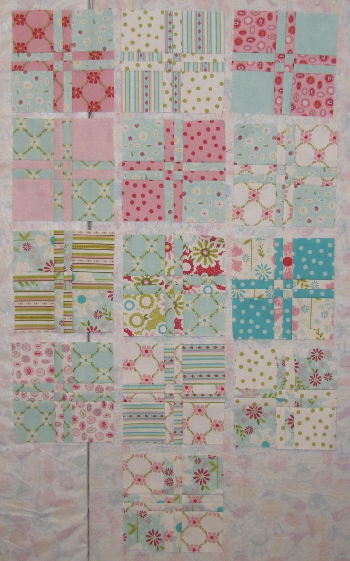 20 Best Disappearing 4 Patch Images On Pinterest Quilt