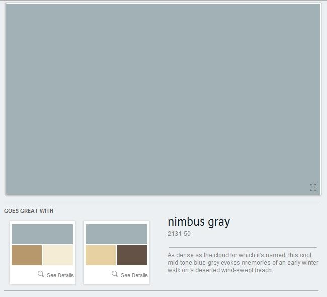 1000 images about paint chips palettes on pinterest for Neutral blue grey paint color