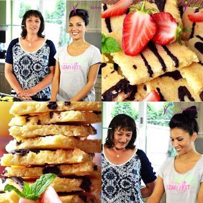 Szafi Fitt diéta a tartható, jóízű fogyás & szénhidrátmentes paleo keksz recept ~ Éhezésmentes Karcsúság Szafival