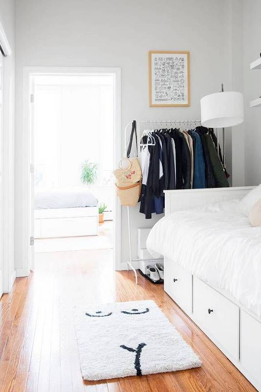how to style your tiny bedroom—with a twin bed