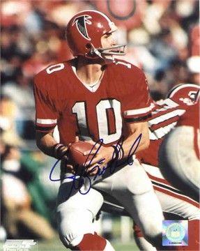 Retired Atlanta Falcons Players | ... bartkowski autographed atlanta falcons 8x10 photo 8x10 atlanta falcons