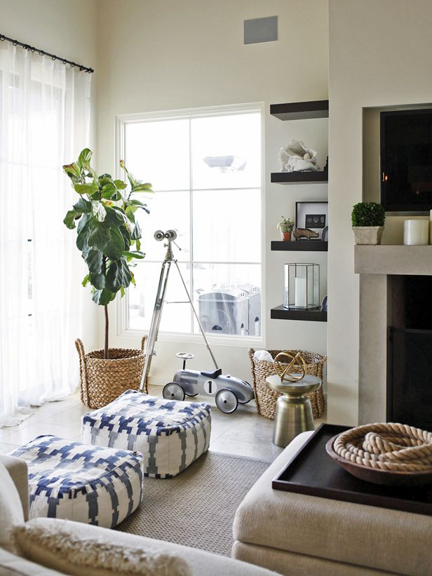 6 Living Room Design Ideas That Add Style And Function (from  @camillestyles) U003e