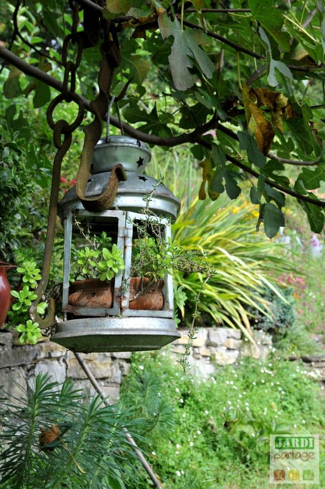 5421 best le jardin se partage images on pinterest for Deco du jardin