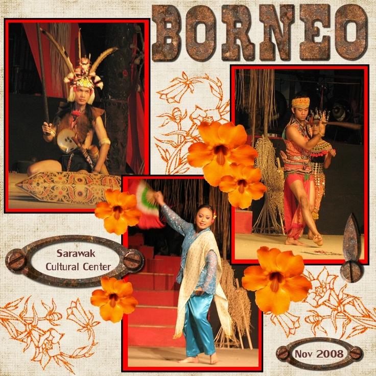 Sarawak Cultural Center. - Scrapbook.com