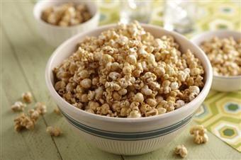 Classic Caramel Corn, Karo Syrup