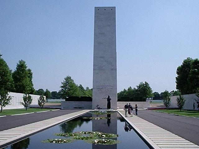 Margraten Amerikaans begraafplaats Limburg