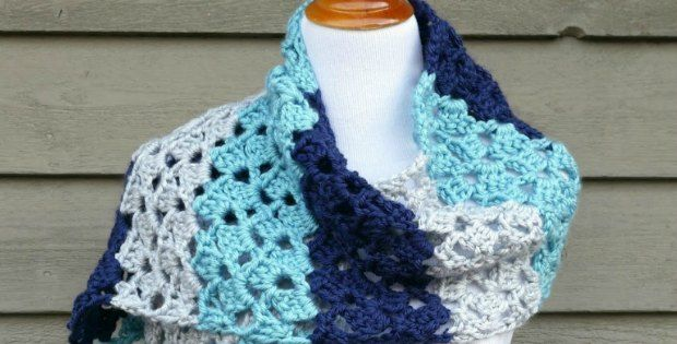 C2C Southwestern throw blanket - Crochet News