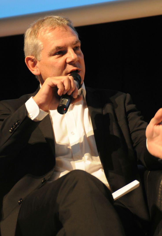 Thierry Lepaon, Secrétaire Général de la CGT. copyright photographique: ANLCI