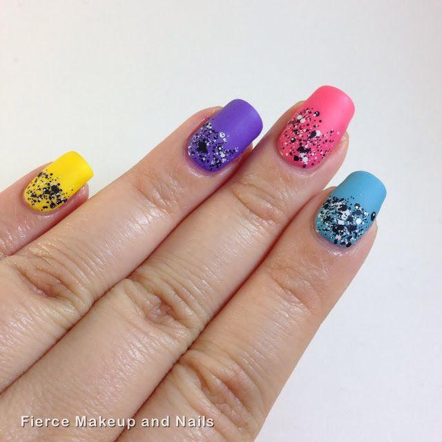 fierce makeup and nails digit-al
