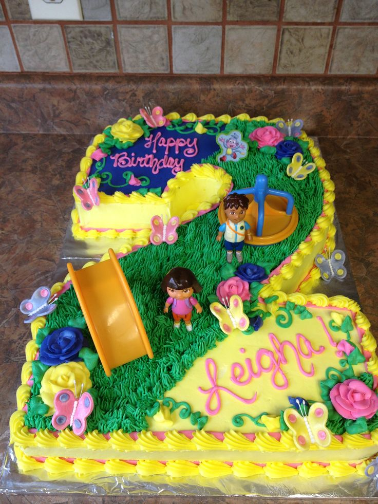 Cake Design Dora L Exploratrice : 54 best images about My Wifes Cakes. Weddings, Birthdays ...