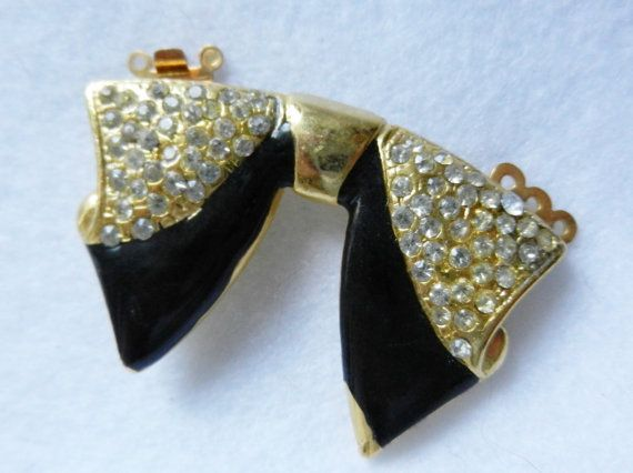 Clasp for Jewelry vintage 1960 elegance and by RAKcreations