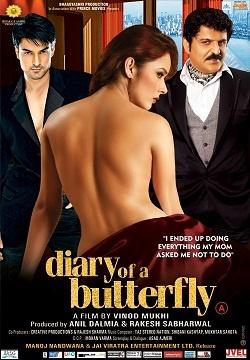 Diary of a Butterfly (2012) - Rajiv Singh, Udita Goswami, Sofia Hayat, Aryan Vaid, Rajesh Khattar, Rati Agnihotri, Nassar Abdulla, Harsh Chhaya, Ronny Jhutti, Gaurav Dixit