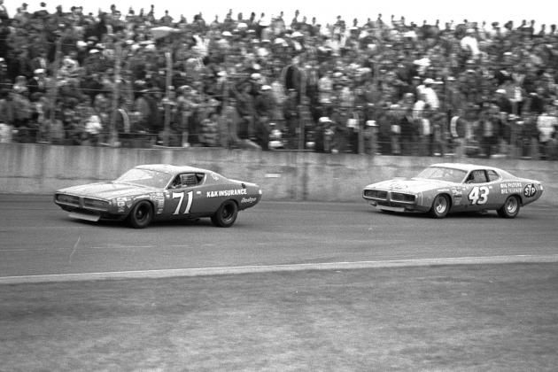 A look back at the glory days of nascar 39 s texas world for Texas motor speedway college station