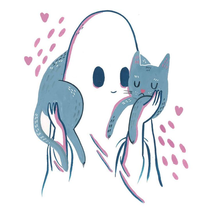 """2,996 Likes, 28 Comments - The Sad Ghost Club (@theofficialsadghostclub) on Instagram: """"Hope you get to hug some animals this weekend ⭐⭐⭐⭐⭐⭐"""""""