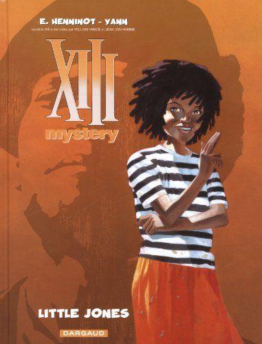 XIII Mystery - tome 3 - Amazon 11,99 €