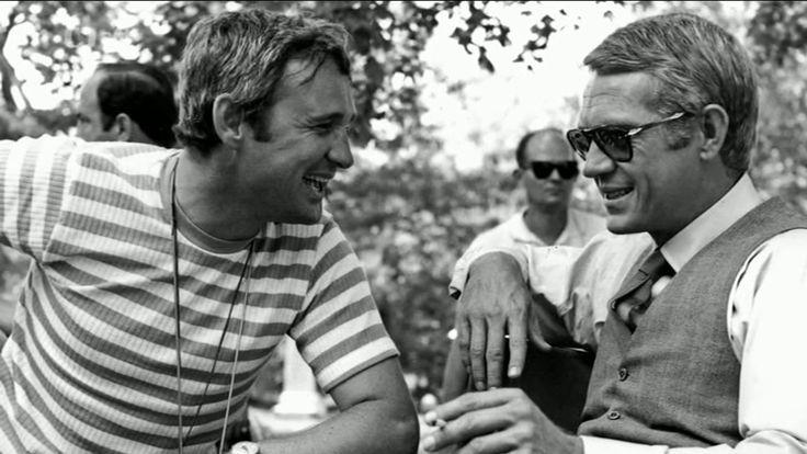 Steve McQueen, Norman Jewison