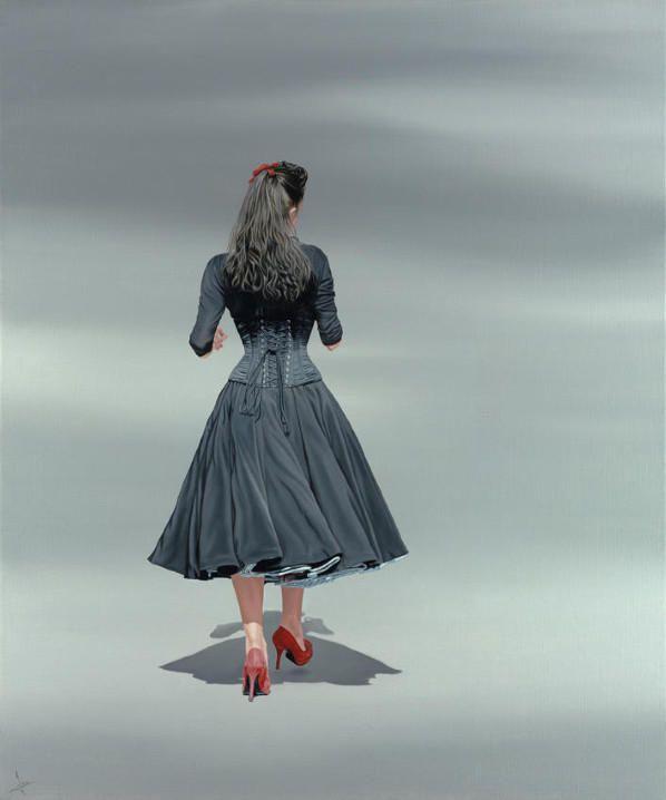 """photorealistic minimalism"" by Nigel Cox."