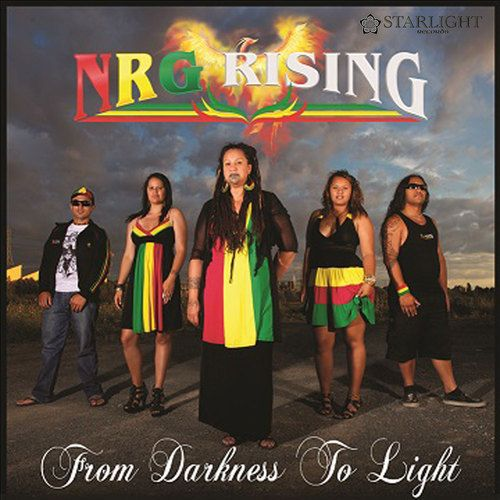 NRG Rising's debut Album - From Darkness To Light