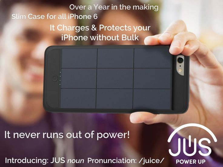 JUS: Never Run Out of Power Ever Again! project video thumbnail!! To know details about JUS, please visit https://www.kickstarter.com/projects/1404887175/jus-never-run-out-of-power-ever-again?ref=project_tweet